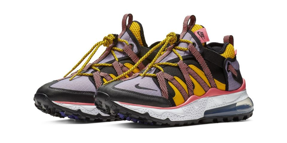 31fc01f47723fc Nike Air Max 270 Bowfin Steps Out in a New Purple Colorway ...
