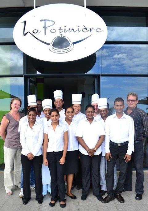 La Potiniere Restaurant Curepipe Mauritius Mauritius Food Hot Travel Curepipe