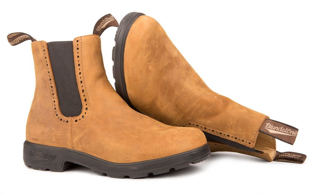 Blundstone 1446 - The Women's Series in Crazy Horse Brown – Blundstone  Canada