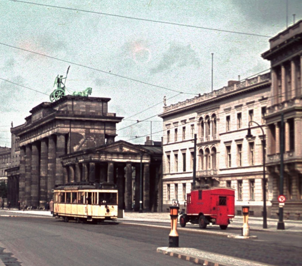 Brandenburger Tor Berlin Geschichte Berlin Brandenburger Tor