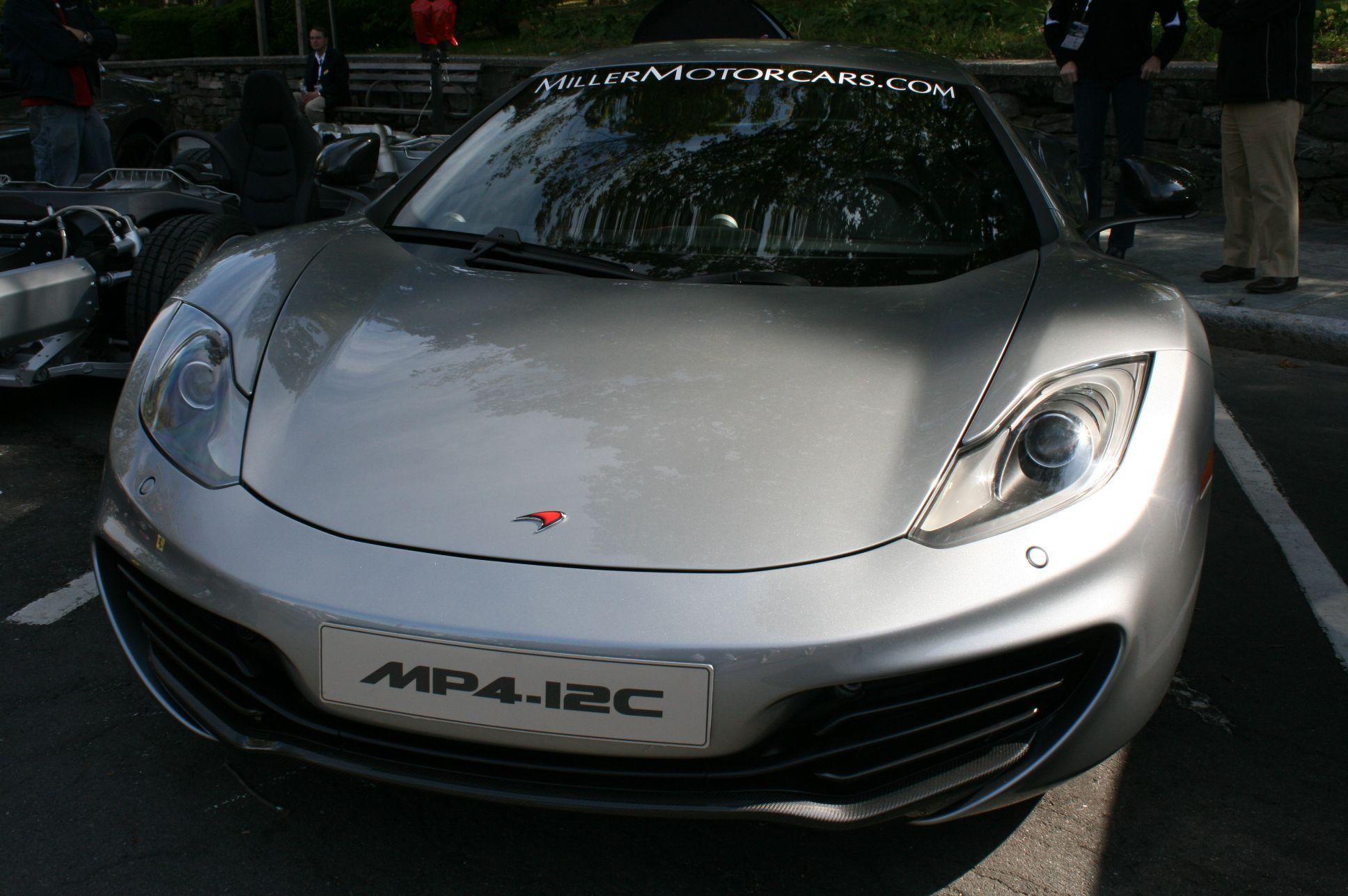 McLaren MP4-12C oh freakin yes