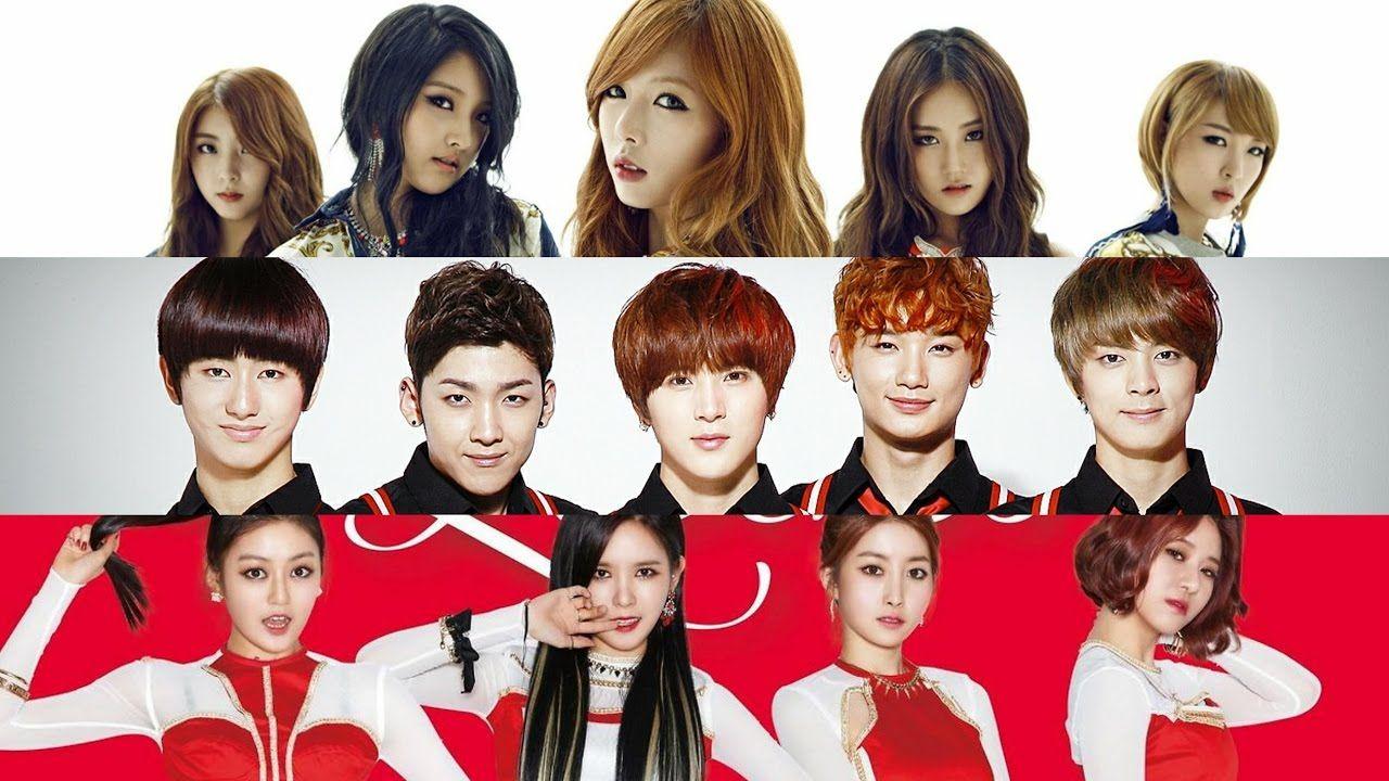 13 Disbanded Kpop Groups 2016 Kpop Groups Kpop Movie Posters