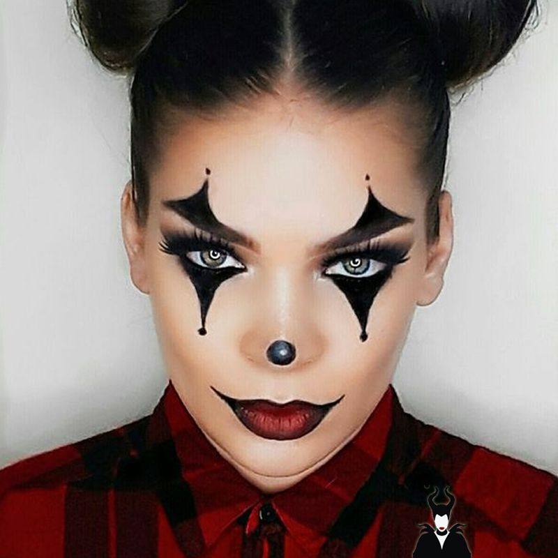 Comment Faire Un Maquillage D Halloween.Pin On Diy Halloween