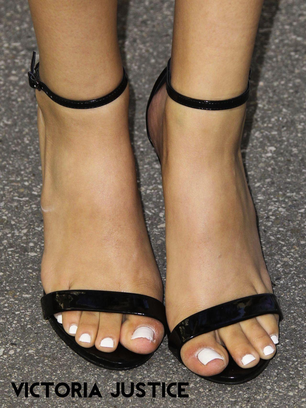 sexy feet on tv