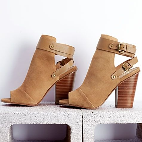 JOE'S Jeans booties that will complement every pair of jeans you own.