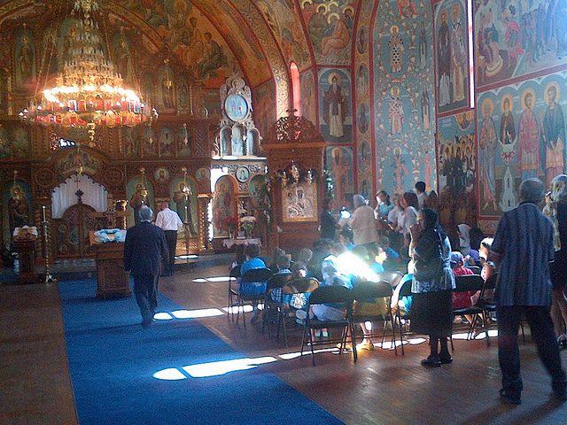 St. Nicolas' Serbian Orthodox Church