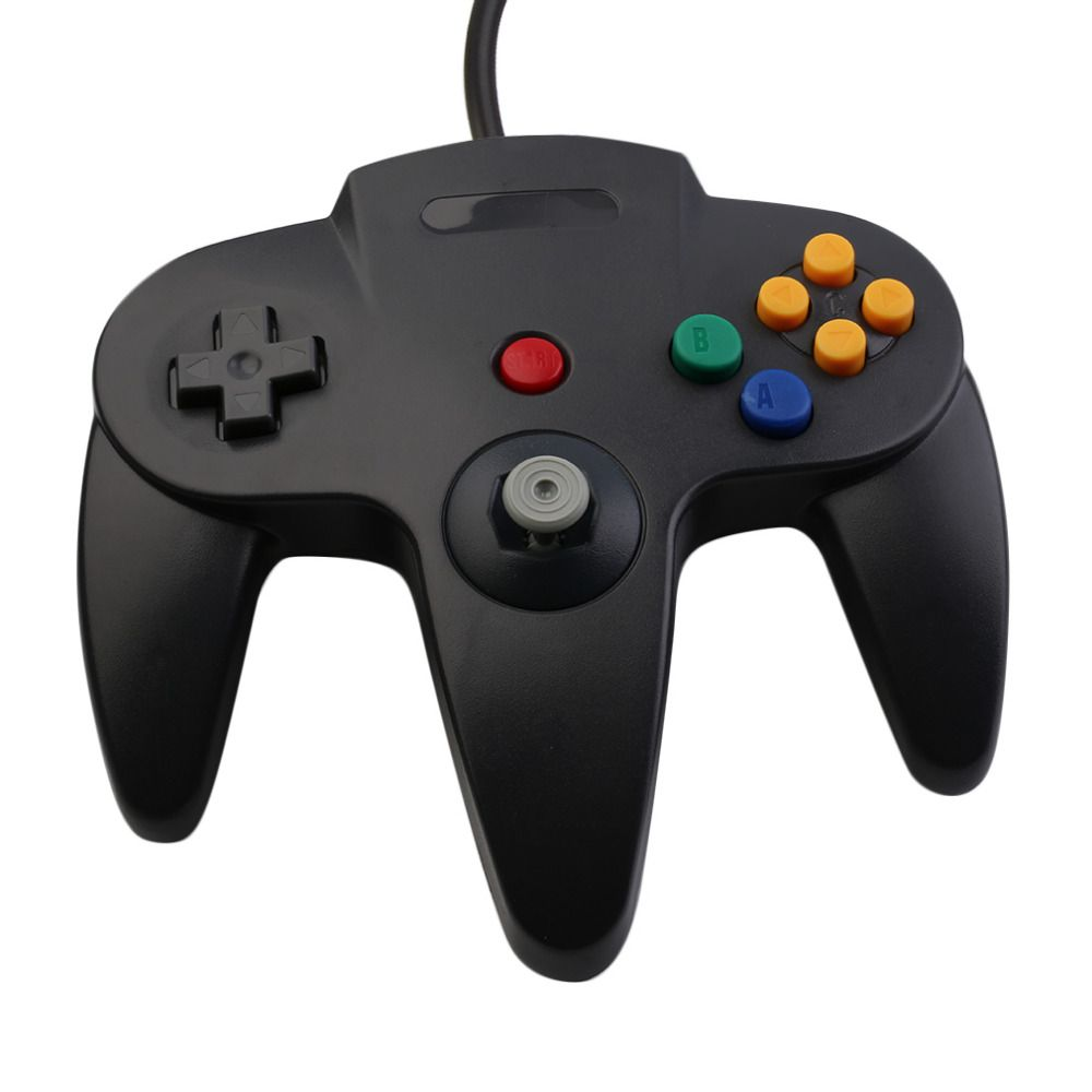 Hot Sale Usb Wired Gaming Gamer Gamepad Computer Pc Xbox Controller Wire Diagram Color Play Your Games With An Old School Retro Feel Product Features Well Fitting Design The Easy To Reach Buttons In A Contro