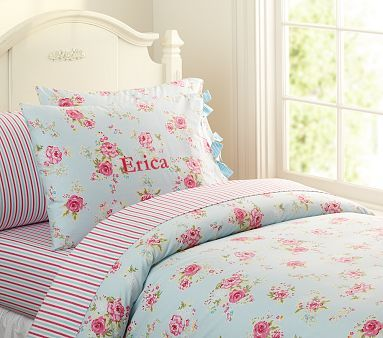 Resisting Poorly The Urge To Buy The Girliest Bedding I