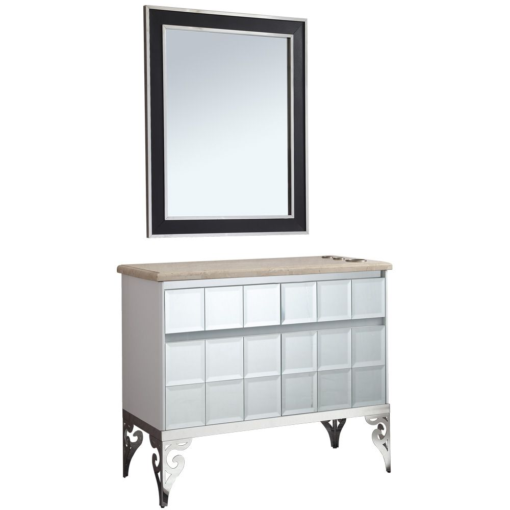 European Mirror Styling Station Ws 90 Styling Stations