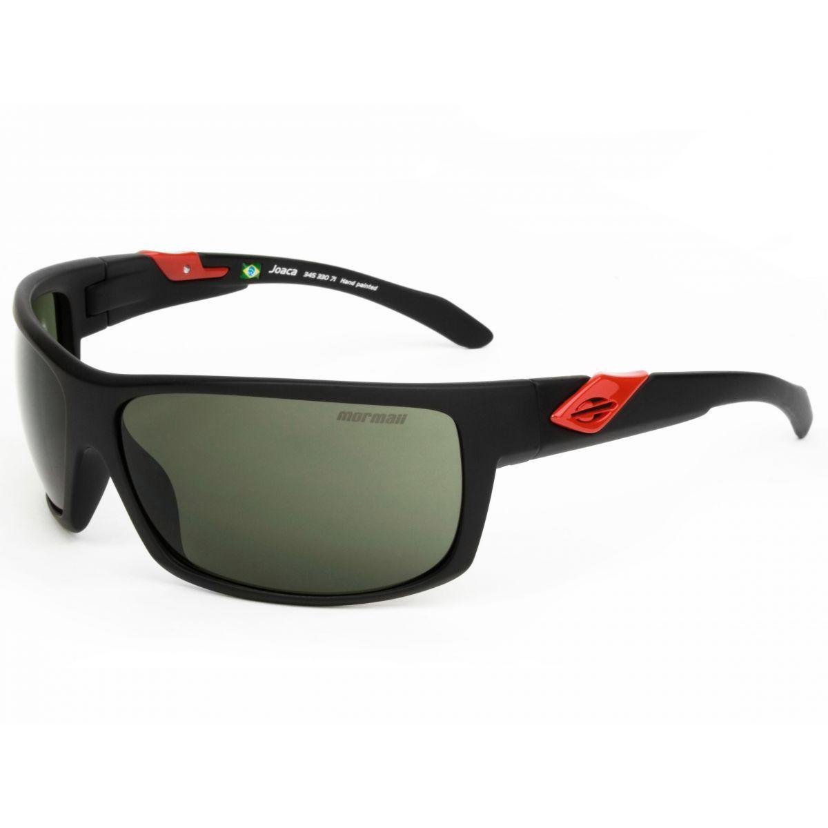 c286bd275 Óculos De Sol Masculino Joaca Mormaii 345 330 71 Oculos Esportivos, Estojo  Para Oculos,