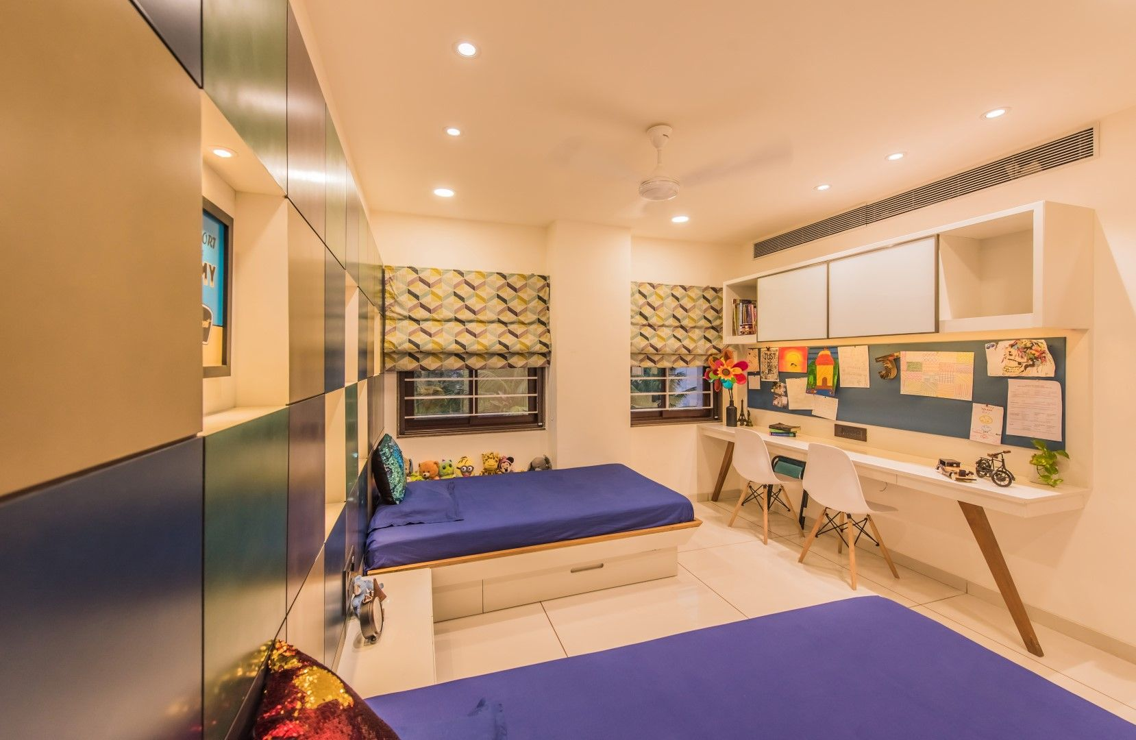Contemporary Indian Style Apartment Interiors Apartment Interior