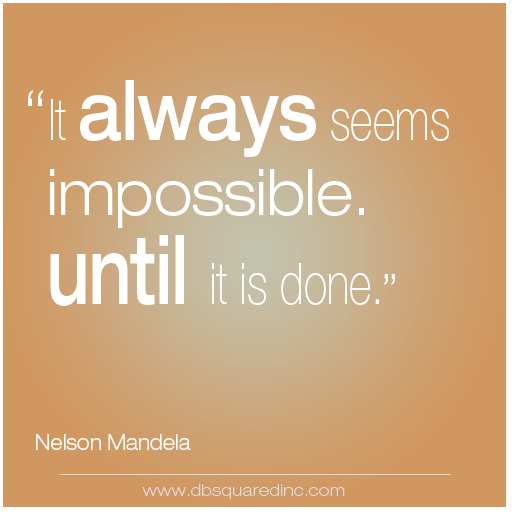 Doing the Impossible: 10 Motivational Workplace Quotes to Inspire