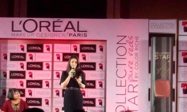 Aishwarya Rai Bachchan From L'Oreal Paris 2015 Star ...
