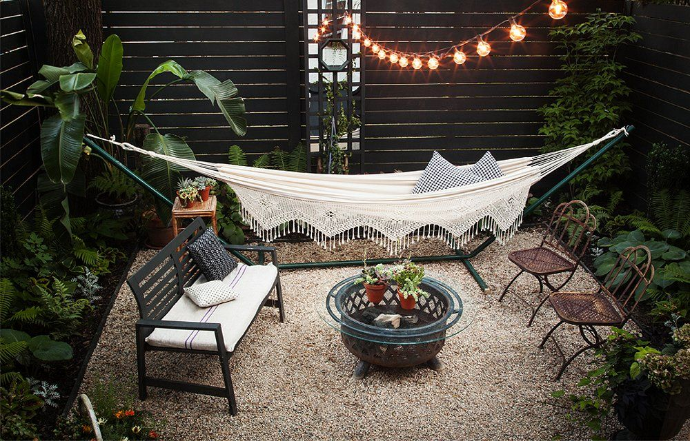 Inside Our Editor's Inspiring Backyard Makeover