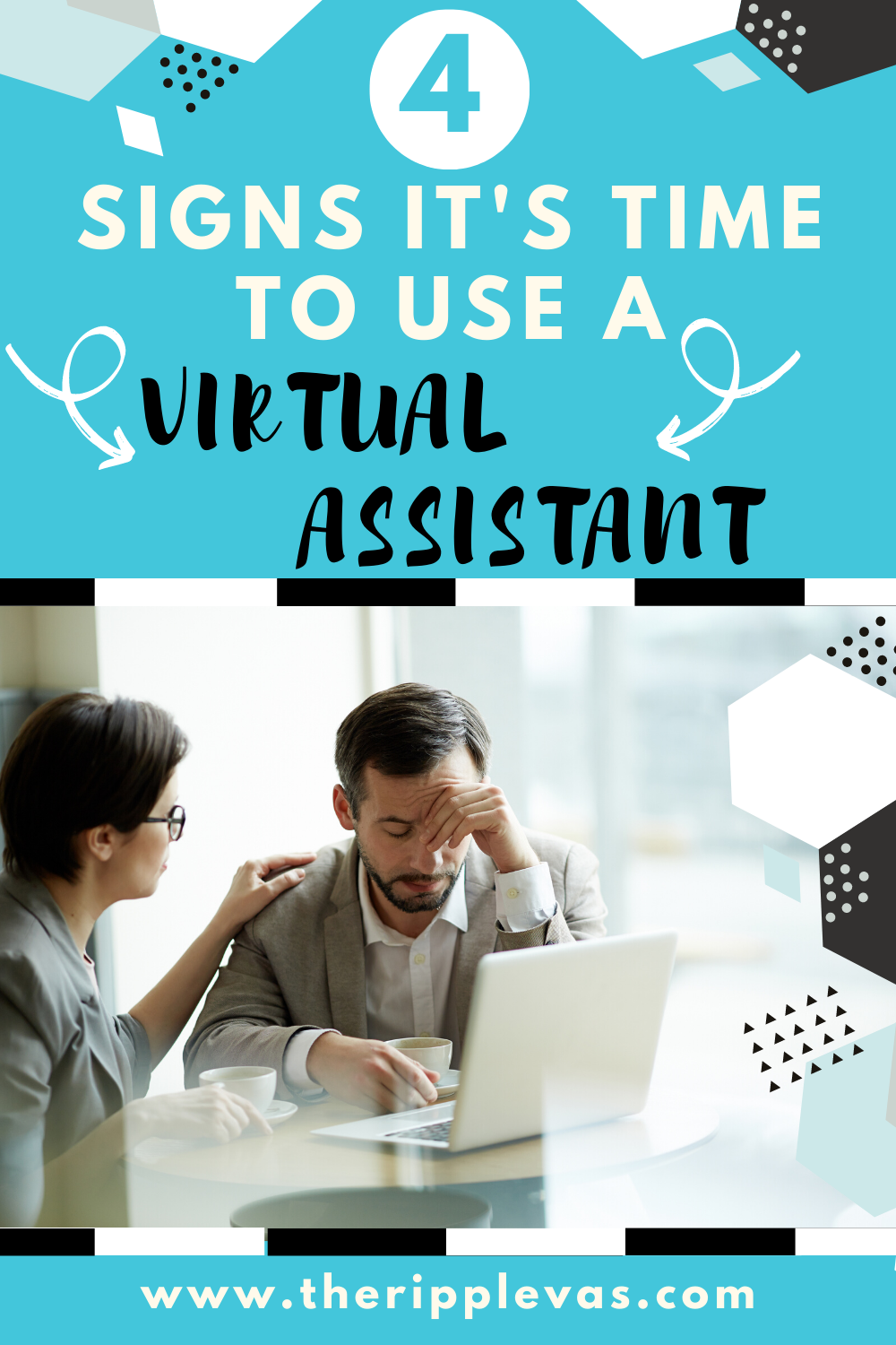 Why Hire A Virtual Assistant + Benefits of Hiring a Virtual Assistant