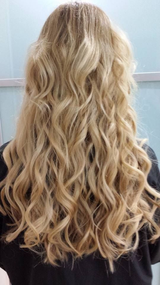 20 Pre Bonded Russian Hair Extensions Three Colours Blended