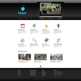 Free Website Templates By Tooplate Free Website Templates Css Templates Website Template