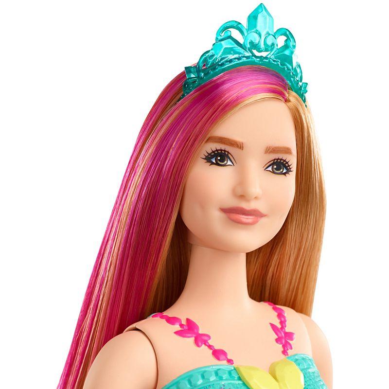 Barbie Dreamtopia Princess Doll Barbie Blonde With Pink Princess Dolls Strawberry Blonde Hair