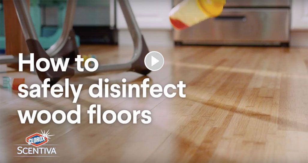 Sanitizing Wood Floors Feels Free To Follow Us In 2020 Wood