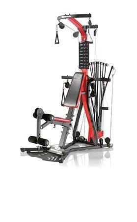 Bowflex Pr3000 Home Gym Features 50 Strength Exercises And No Cable Changes At Home Gym Bowflex Home Gym Equipment