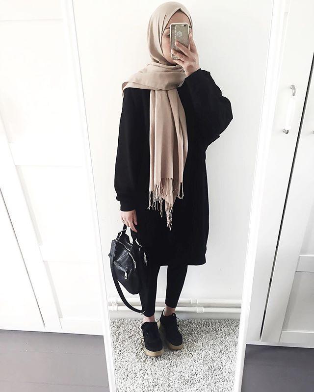Instagram Media By F A S H I O N Pinterest Mode Hijab Femme Hijab Et Id Es Hijab