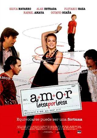 Amor Letra Por Letra Silvia Navarro Peliculas Mexicanas De Comedia Peliculas Comedia Romantica Series Y Peliculas