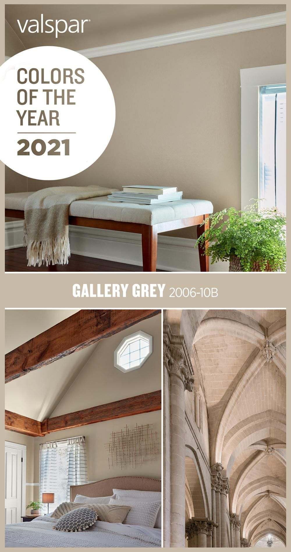 Embodying Minimal Elegance Shades Of Warm Gray Have Been Brought To The Fo Paint Colors For Living Room Paint Colors For Home Farmhouse Paint Colors Interior