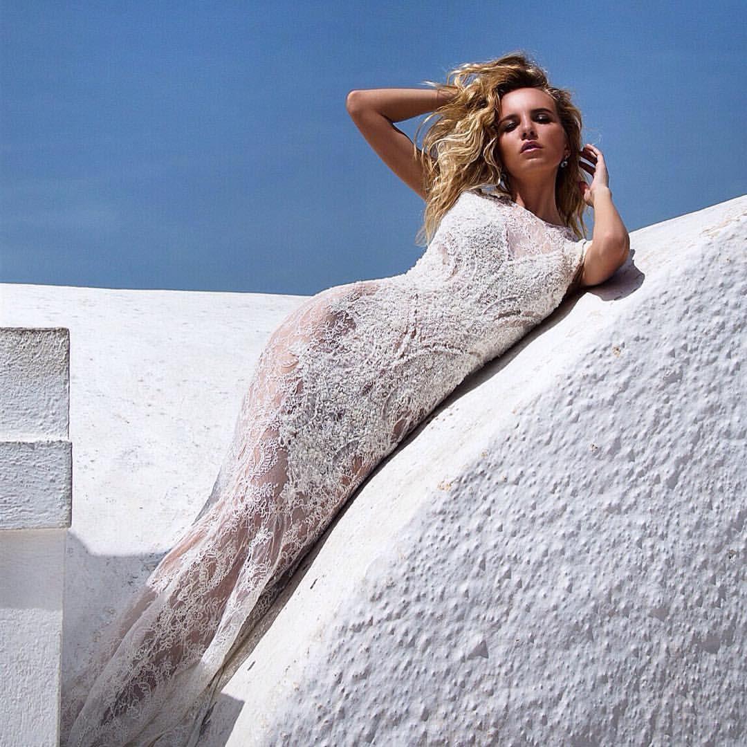 Oksana Mukha Brautkleider Kollektion Brautmode Glamour Ihr