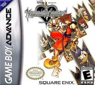 Emularoms Kingdom Hearts Chain Of Memories Br Gba