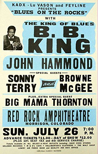 Pin by Robert Kaufman on Music & Art | Vintage concert posters