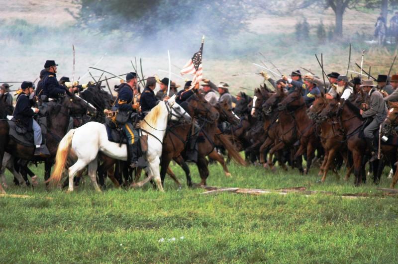 Gettysburg Civil War Reenactment Civil war battles