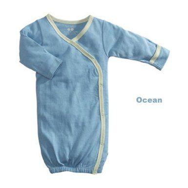 Babysoy Baby Kimono Bundler Gown