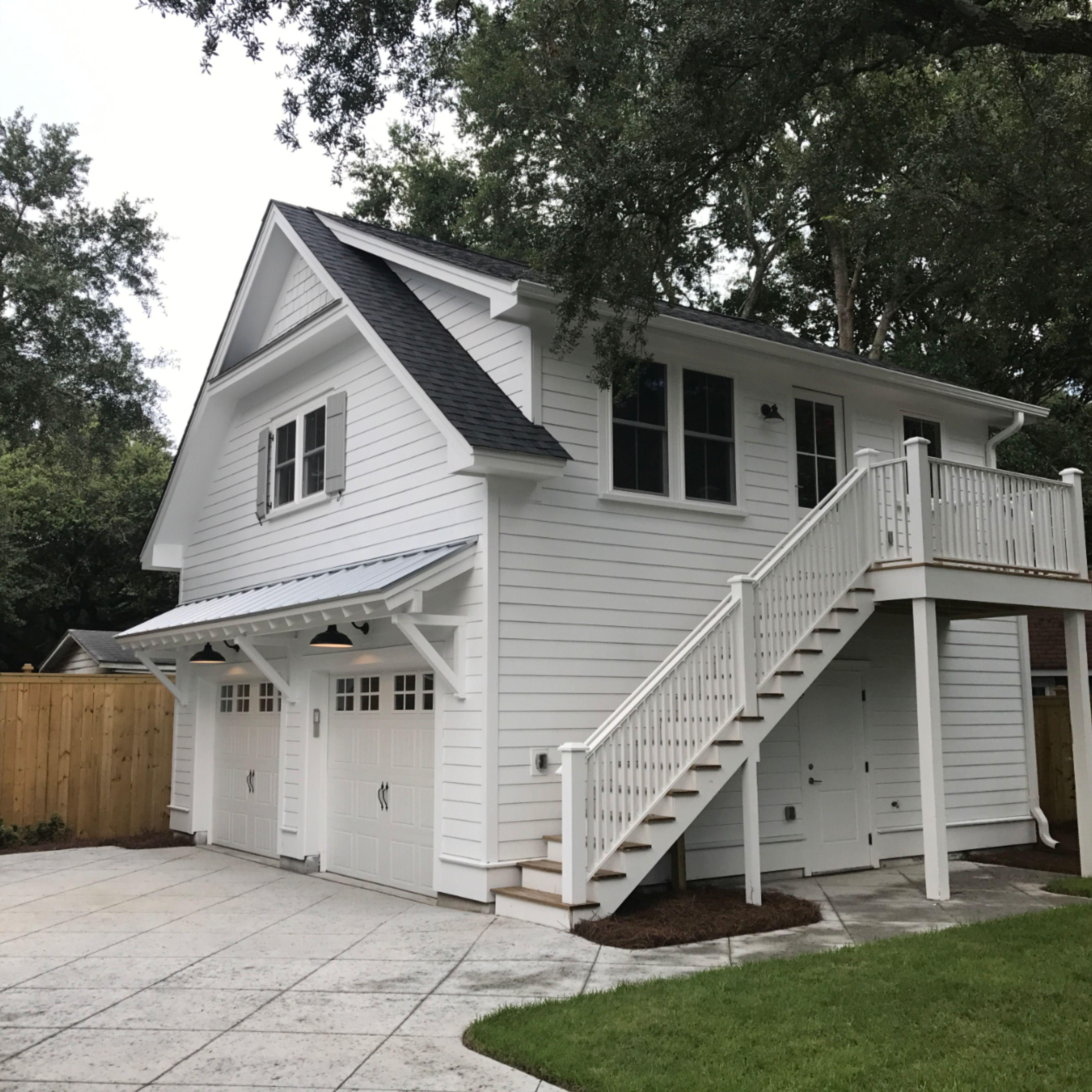Winthrop Garage/ADU Plan 1 Bedroom in 2020 Carriage