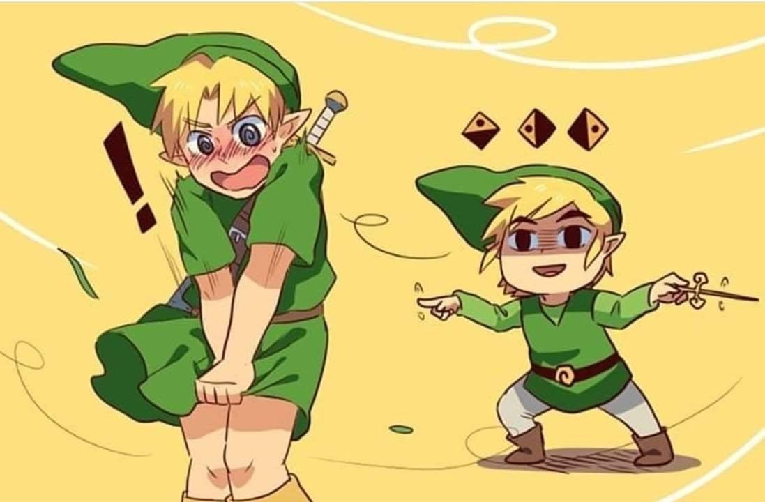 Young Link Is Fun 100 000 Subscribers Special Smash Bros