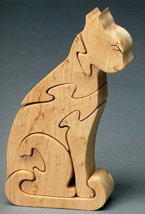 Scroll Saw Puzzles : scroll, puzzles, Scroll, Animal, Puzzle, Patterns, Plans, Woodworking, Joining, Techniques, Free,, Patterns,, Puzzles