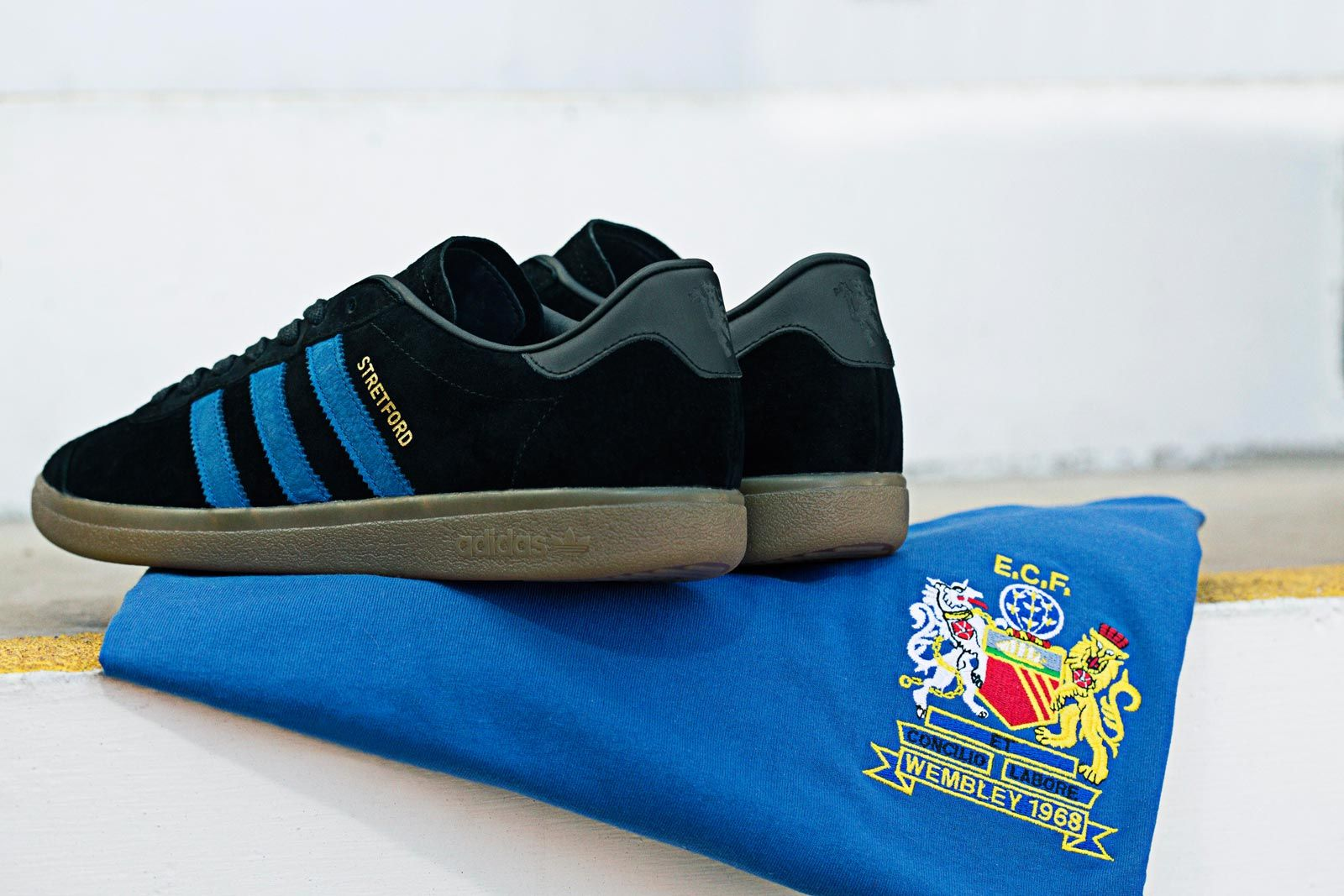 Adidas Originals Stretford Edition
