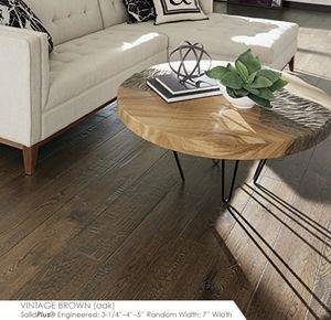 Somerset Hand Crafted Collection White Oak Vintage Oak 3 1 4 4 5 Engineered Hardwood Floor Li Somerset Hardwood Rustic Flooring Vintage Hardwood Flooring