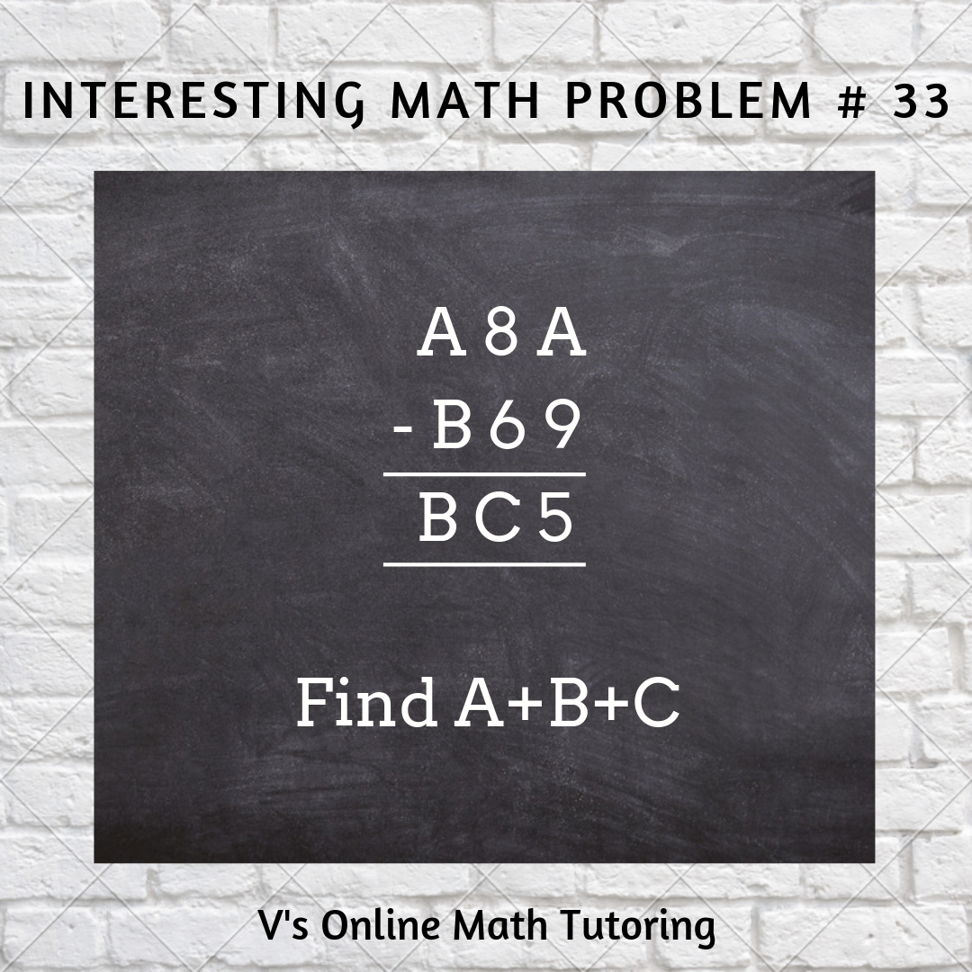 Pin By V S Online Math Tutoring On Interesting Math