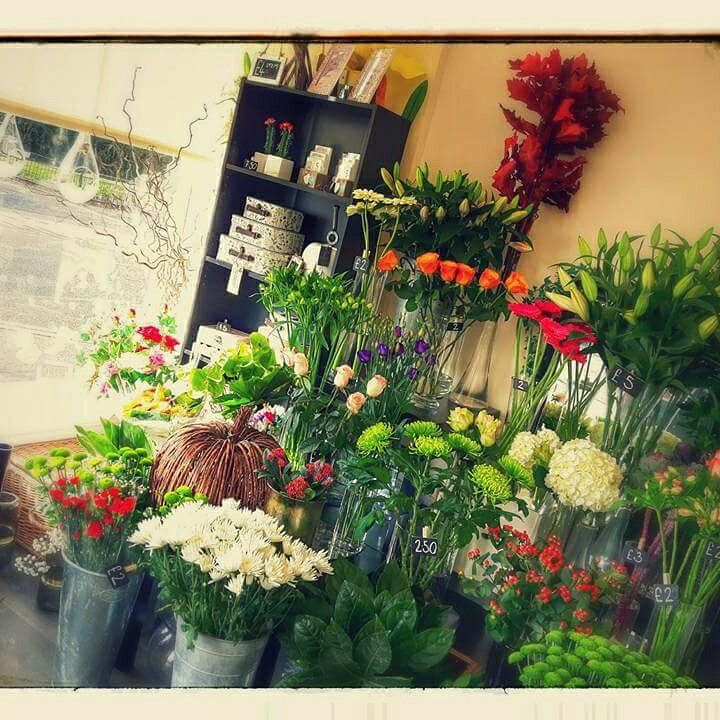 Flower shop ALL About Flowers, Johnstone, Renfrewshire
