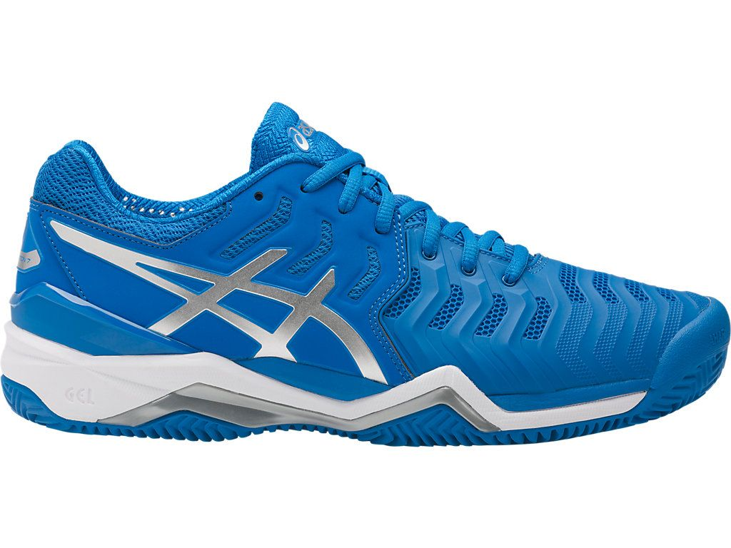 asics resolution 7 clay hombre