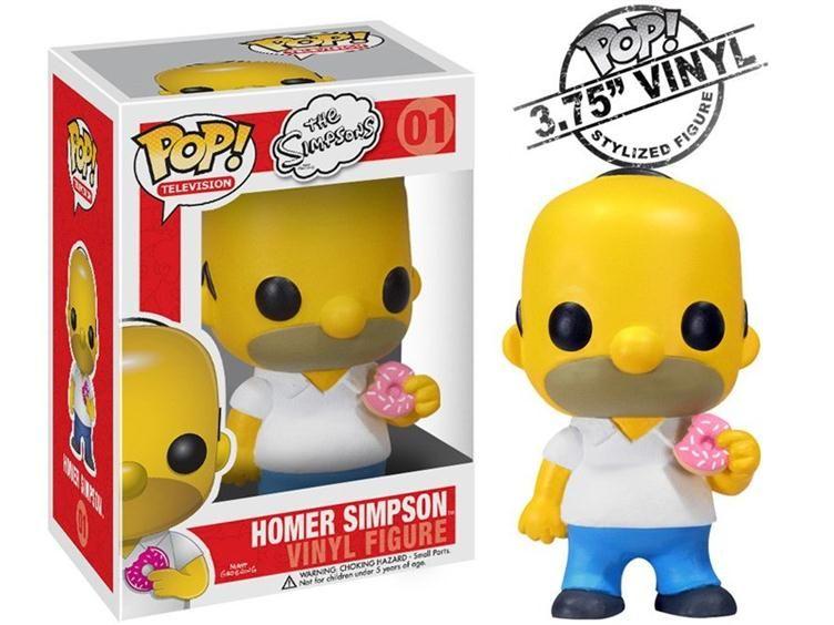 The Simpsons-ABE Figure avec protecteur en Stock Animation FUNKO Pop