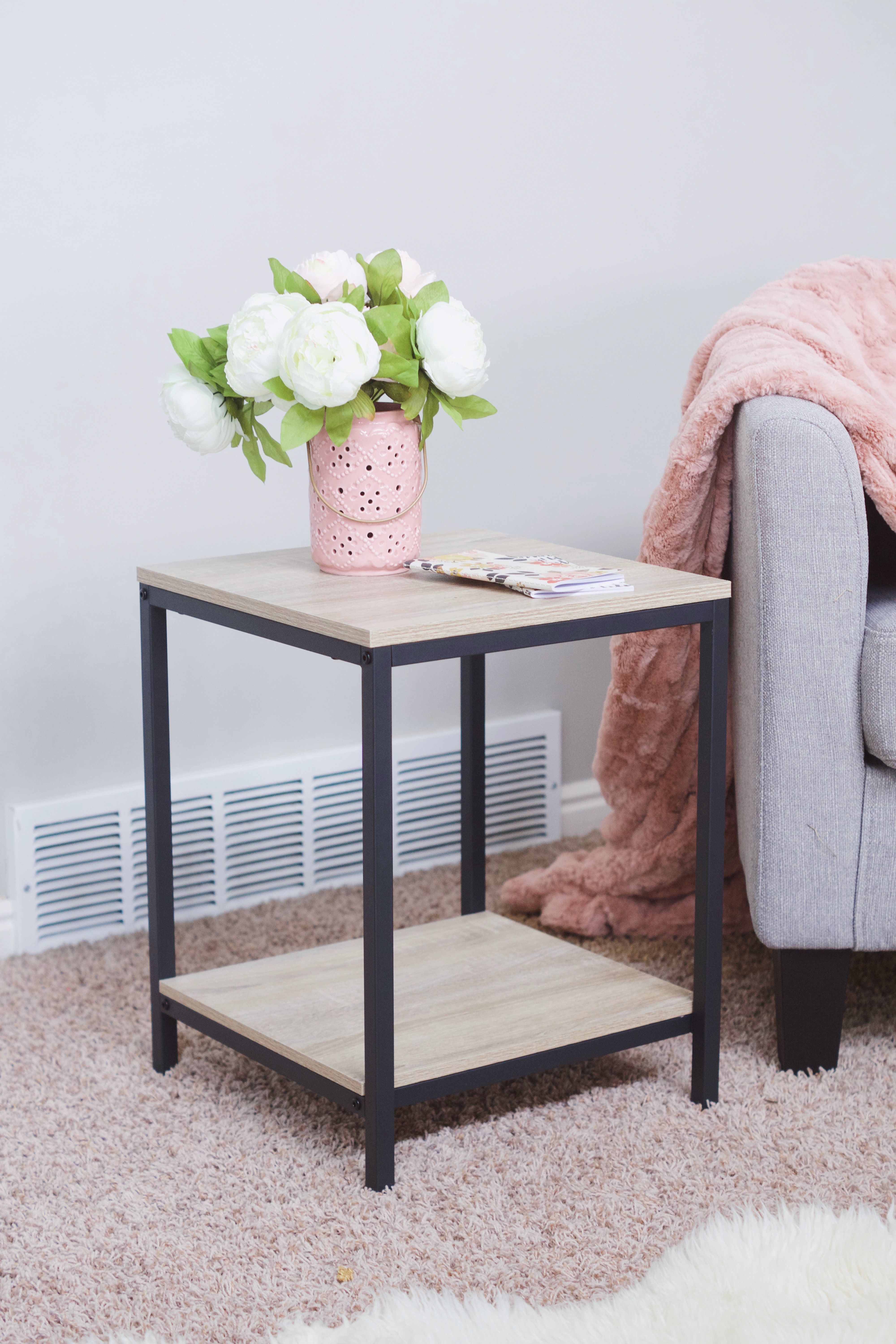 Swell Sauder North Avenue Side Table This Is One Of The Most Ncnpc Chair Design For Home Ncnpcorg