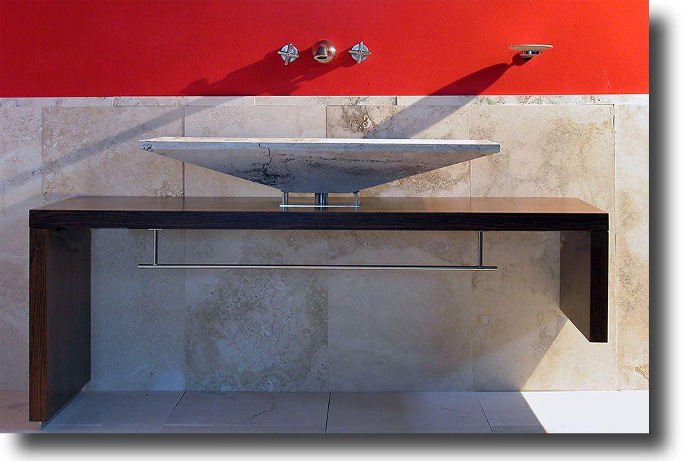 Bagno travertino ~ Radda mobile da bagno in legno e travertino composizioni legno e