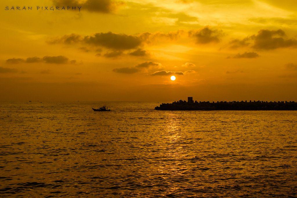 Royapuram Beach, Chennai