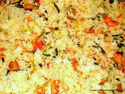 Fried rice sri lankan food recipes sri lankan things pinterest fried rice sri lankan food recipes forumfinder Choice Image