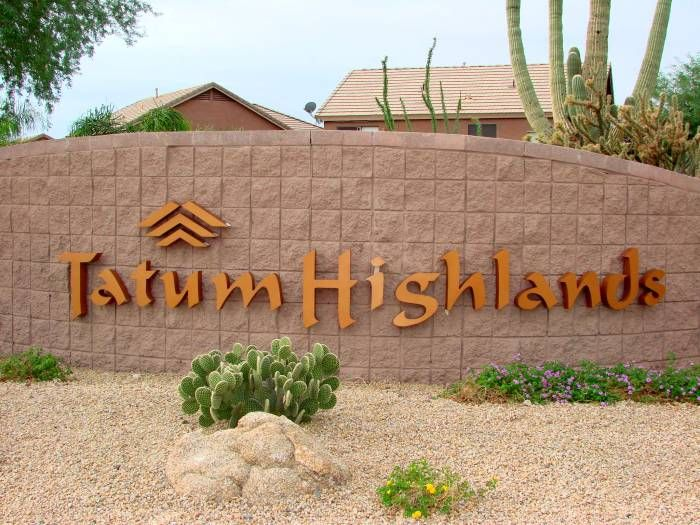 Homes for Sale in Tatum Highlands Cave Creek -Cave Creek Home for Sale...Tatum Highlands is a Northern Phoenix Community located in Cave Creek AZ. A nice area that surrounds you with all our natural desert vegetation and endless mountain spaces!