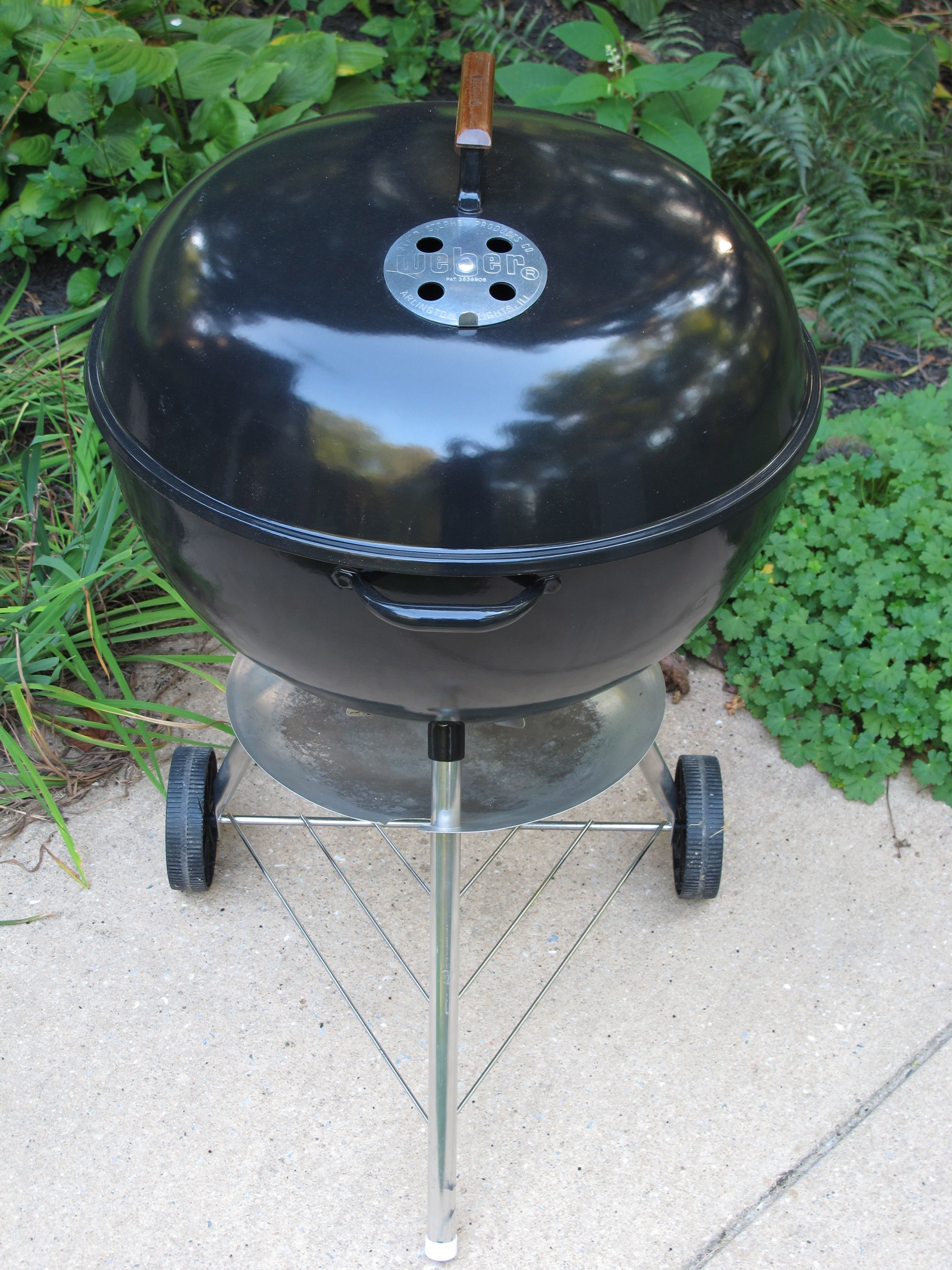 1976 77 22 5 Weber Kettle Grill Kettle Grills Weber Kettle Grilling