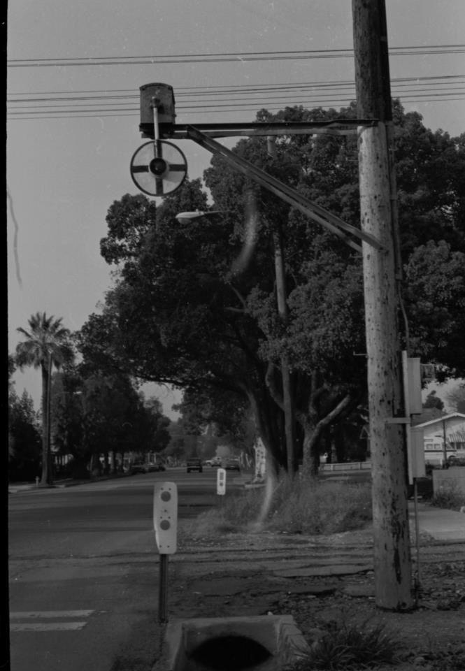 Rr Tracks On Euclid Avenue California History Pomona California Upland California