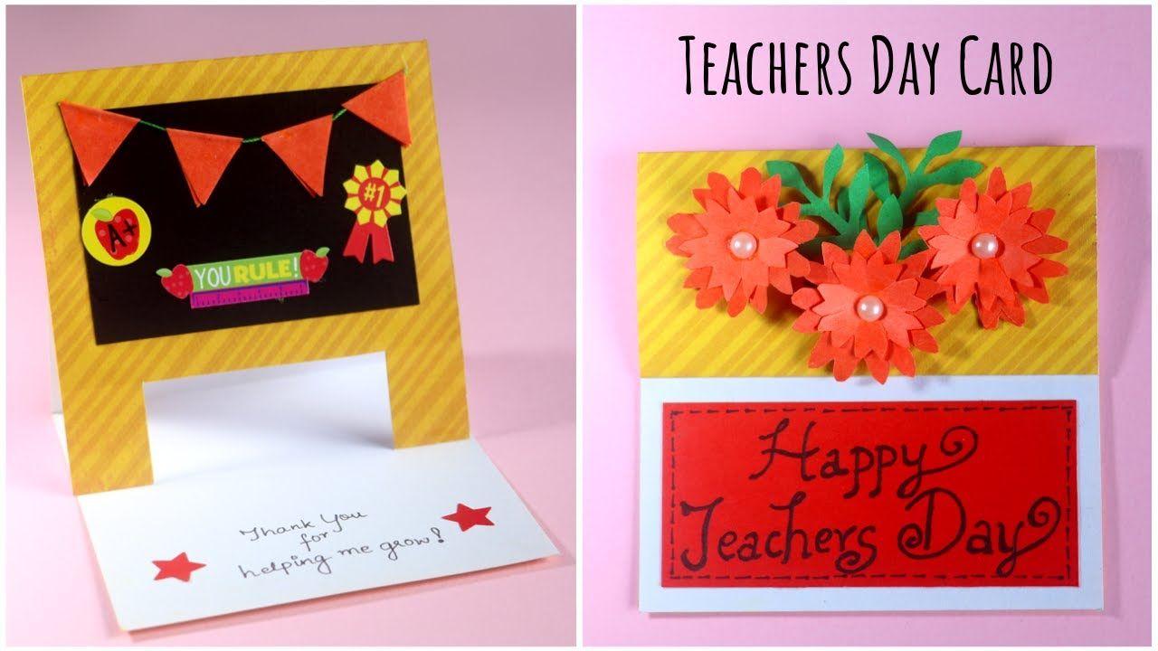 Teachers Day Card Blackboard Pop Up Card Making For Teachers Day Greeting Cards Handmad Teachers Day Greeting Card Teachers Day Greetings Teachers Day Card