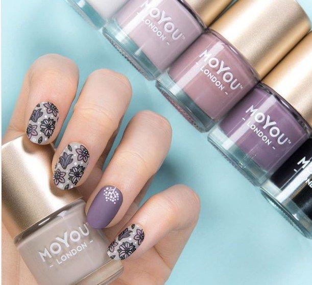Gel Nails 2018 Trends Pretty 69 photos gel nail designs photos hot ...